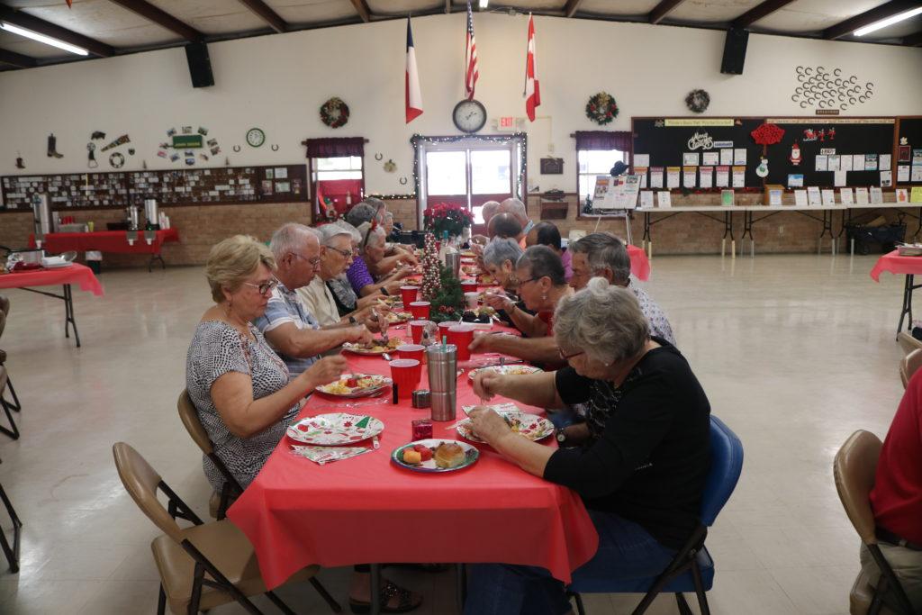 December 25th Christmas Dinner